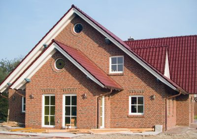 Einfamilienhaus in Werdum