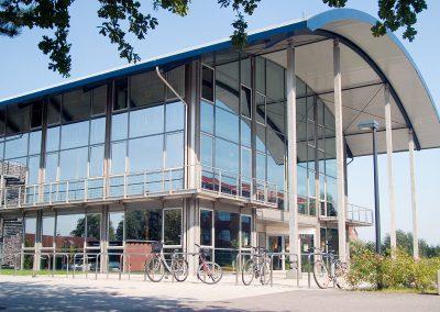 Mensagebäude in Emden
