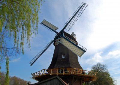 Hengstforder Mühle Sanierung der Galerie